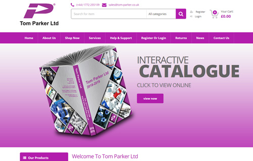 www.tom-parker.co.uk